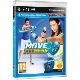 Movie Fitness (Move) - PS3