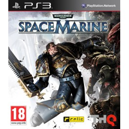 Warhammer 40000 Space Marine - PS3