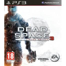 Dead Space 3 Edición Limitada - PS3