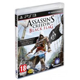 Assassins Creed 4 Black Flag Bonus Edition - PS3