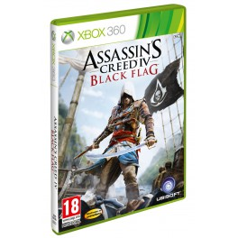 Assassins Creed 4 Black Flag - X360