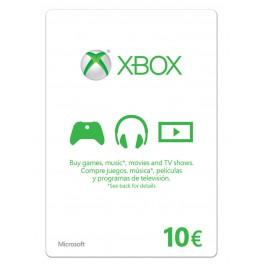 Xbox Live 10 Euros - X360