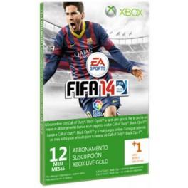 Xbox Live 12  X360