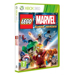 LEGO Marvel Superheroes - X360