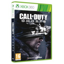 Call of Duty Ghosts - X360
