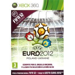 FIFA 12 + Tarjeta UEFA EURO 2012 - X360