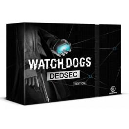 Watch Dogs DedSec Edition - X360