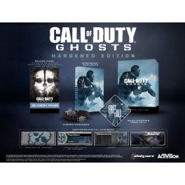 Call of Duty Ghosts Hardened Edition - X360