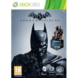 Batman Arkham Origins - X360