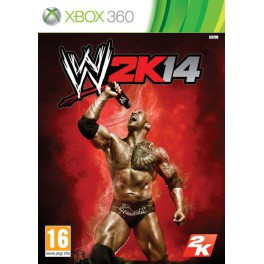WWE 2K14 - X360