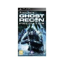 Ghost Recon Predator - PSP
