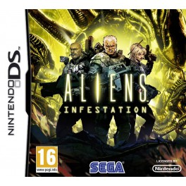 Aliens Infestation - NDS