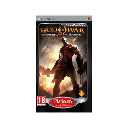 God of War Ghost of Sparta Platinum - PSP