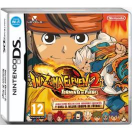 Inazuma Eleven 2: Tormenta de Fuego - NDS