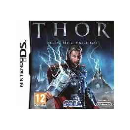 Thor: Dios del Trueno - NDS