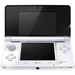 Consola 3DS Blanca