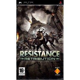 Resistance Retribution ESN - PSP