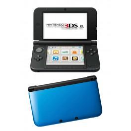 Consola 3DS XL Negro y Azul