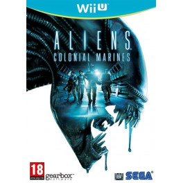 Aliens Colonial Marines - Wii U