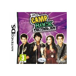 Camp Rock 2 Final Jam - NDS