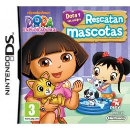 Dora y sus amigos rescatan mascotas - NDS