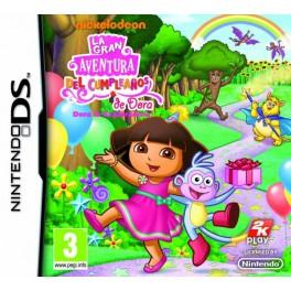 La gran aventura de cumpleaños de Dora - ND