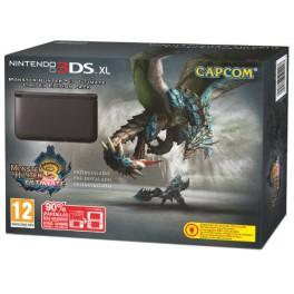 Consola 3DS XL Negra + Monster Hunter 3 Ultimate