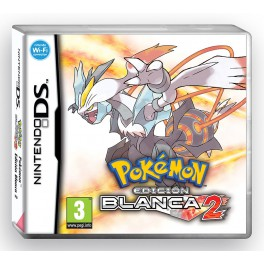 Pokemon Blanco 2 - NDS