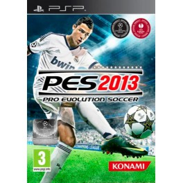 Pro Evolution Soccer 2013 (PES 13) - PSP