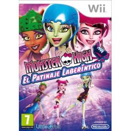 Monster High El Patinaje Laberintico - Wii
