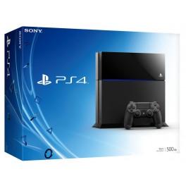 Consola PS4 1TB+NBA2K15+W2K15