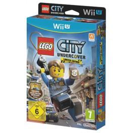 Lego City Undercover + Figura - Wii U