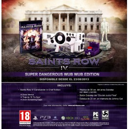 Saints Row IV Super Dangerous Wub Wub Edition - PC