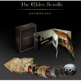 The Elder Scrolls Anthology - PC