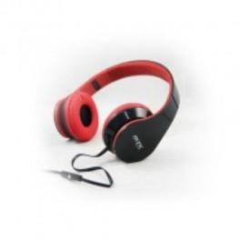 Auricular Big M Negro-Rojo Interior MTK