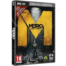 Metro Last Light Edicion Limitada - PC