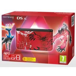Consola 3DS XL Roja Edicion Limitada Pokemon Xerne