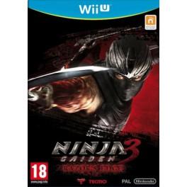 Ninja Gaiden 3 Razors Edge - Wii U