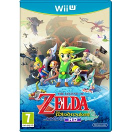 The Legend of Zelda The Wind Waker HD - Wii U