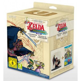 The Legend of Zelda The Wind Waker HD + Figura Gan