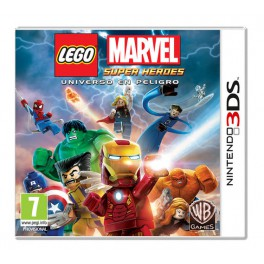 LEGO Marvel Superheroes - 3DS