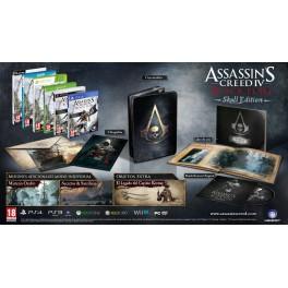 Assassins Creed 4 Black Flag Skull Edition - PS3