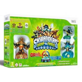 Skylanders Swap Force Starter Pack - Wii