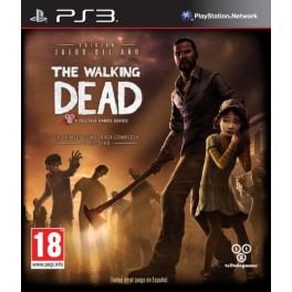 The Walking Dead GOTY - PS3
