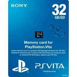 Memory Card 32Gb Sony PS Vita - PS Vita