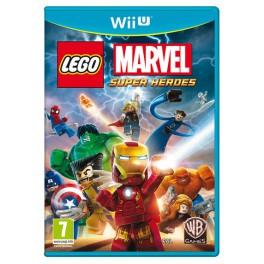 LEGO Marvel Superheroes - Wii U