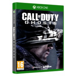 CALL OF DUTY GHOST - Xbox one