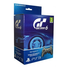 Gran Turismo 6 + Dual Shock 3 - PS3