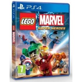 LEGO Marvel Superheroes - PS4