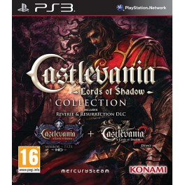 Castlevania Lords of Shadow Collection - PS3